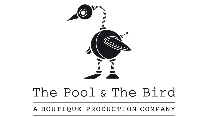 the pool and the bird, production company par fab et marie